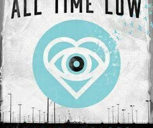 all time low, atl, and music image