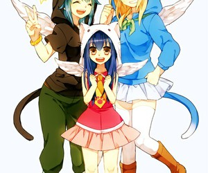 fairy tail, levy, and anime image