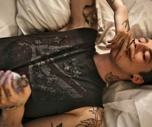tatoos, Ash Stymest, and indie image