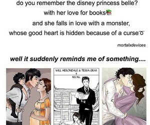 tid, will herondale, and tessa gray image