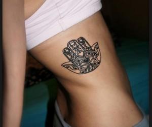 respect, hamsa tatto, and hamsa image