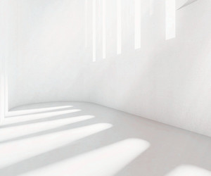 white and light image