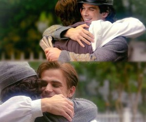 stefan salvatore, brothers, and the vampire diaries image