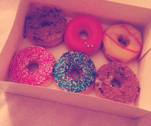 candys, food, and donuts image