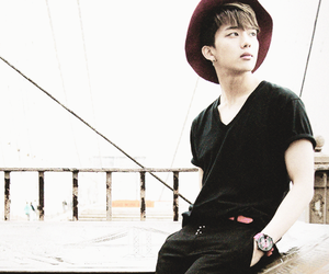 kpop, b.a.p, and youngjae image