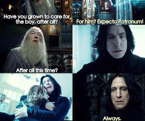 always, harry potter, and expecto patronum image