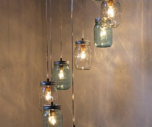 light and jar image