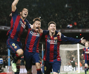 neymar, Barca, and fc barcelona image