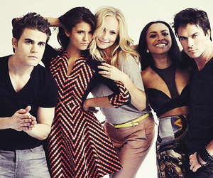 the vampire diaries, Nina Dobrev, and tvd image