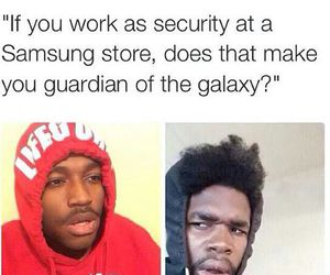 funny, samsung, and galaxy image