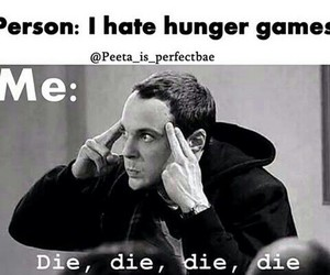 funny, games, and hunger image