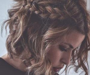 braids, fashion, and girls image