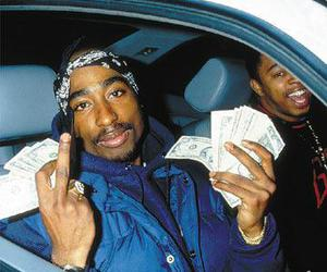 tupac, 2pac, and money image