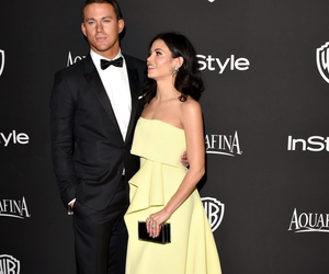 celebrities, channing tatum, and couple image