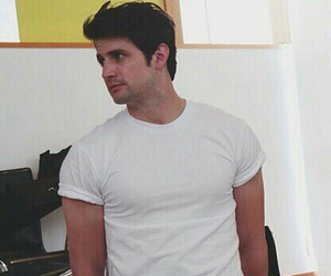 one tree hill, james lafferty, and nathan image