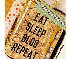agenda, blog, and kate spade image