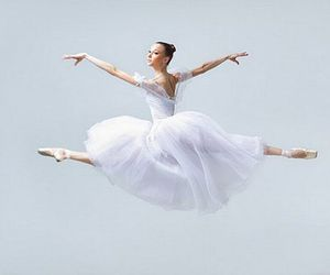 ballet, dancer, and photography image