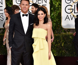 channing tatum and golden globes image