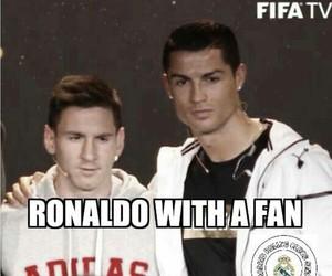 Ronaldo and messi image