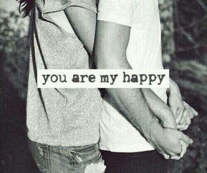 you are my happy amor image