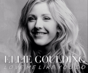 Ellie Goulding, soundtrack, and fifty shades image
