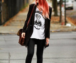 fashion, luanna, and grunge image