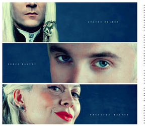harry potter, draco malfoy, and malfoys image