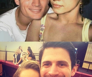 one tree hill, naley, and oth image