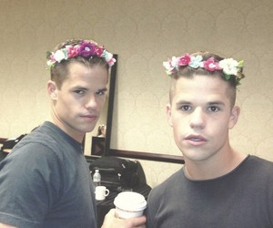teen wolf, max carver, and charlie carver image