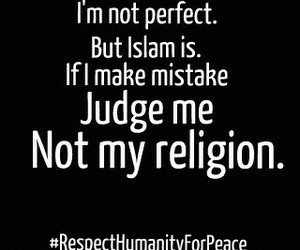 humanity, muslim, and respect image