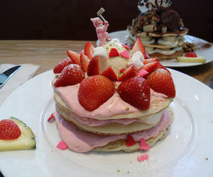 food and pastel image