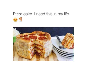 pizza, cake, and food image