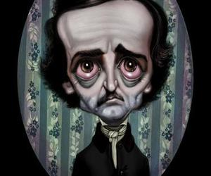 art and edgar allan poe image