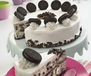 cake, food, and oreo image