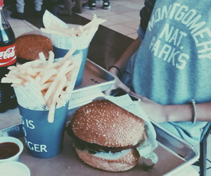 black, dark, and food image