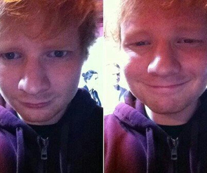 ed sheeran, ed, and funny image