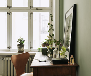 home, simple, and interior image