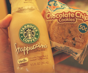 Cookies, delicious, and drink image