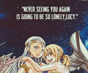 aquarius, Lucy, and fairy tail image