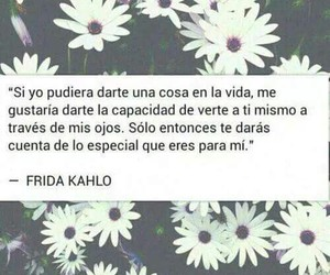 frases, Frida, and frida kahlo image
