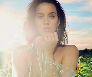 brunette, katy perry, and music image