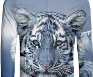 jackets, tiger, and tigers image