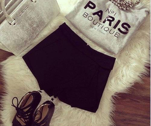 clothes, fashionn, and paris image