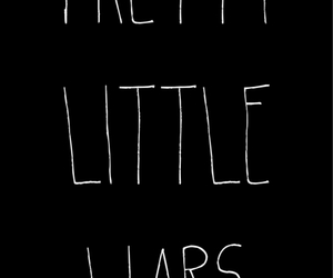 Liars, pretty little liars, and little image