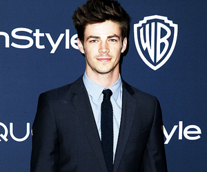the flash and grant gustin image