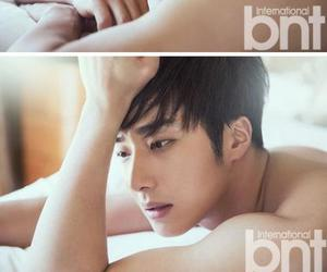 jung il woo, bnt international, and bnt image