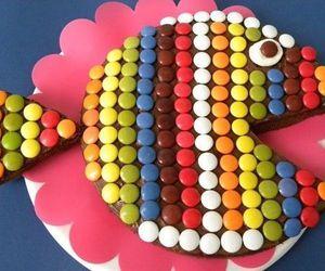 cake and fish image