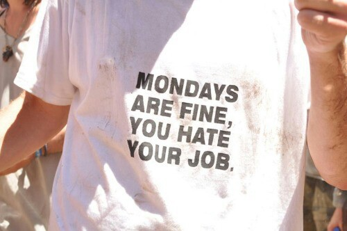 monday, quotes, and grunge image
