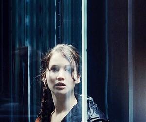 Jennifer Lawrence, katniss, and hunger games image