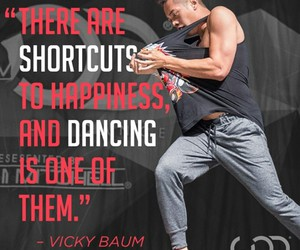 dance, dancer, and happiness image